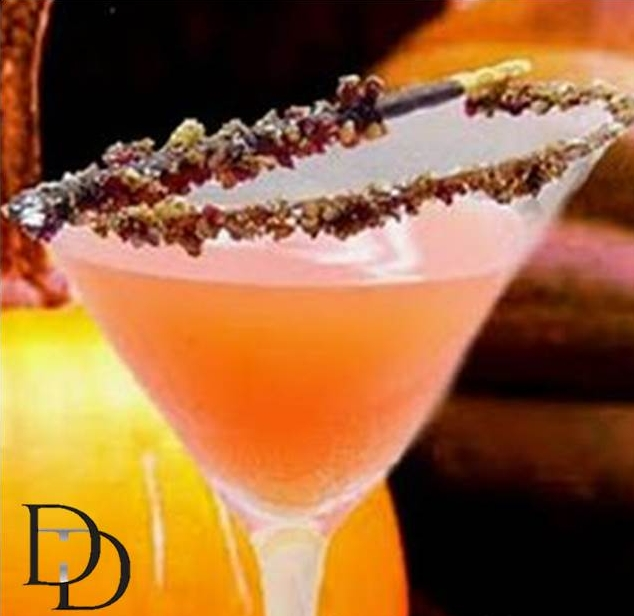 Fun Cocktails For Thanksgiving: Thanksgiving Signature Cocktails By Dress The Drink